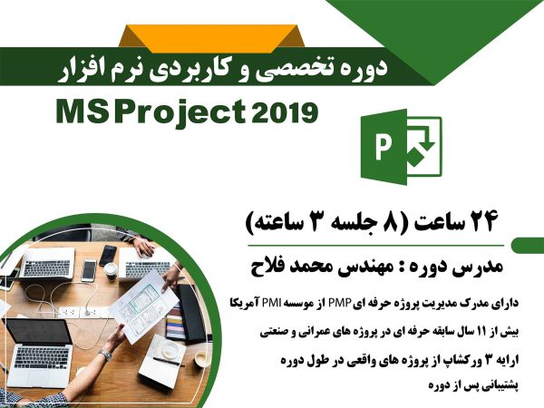 MS Project course